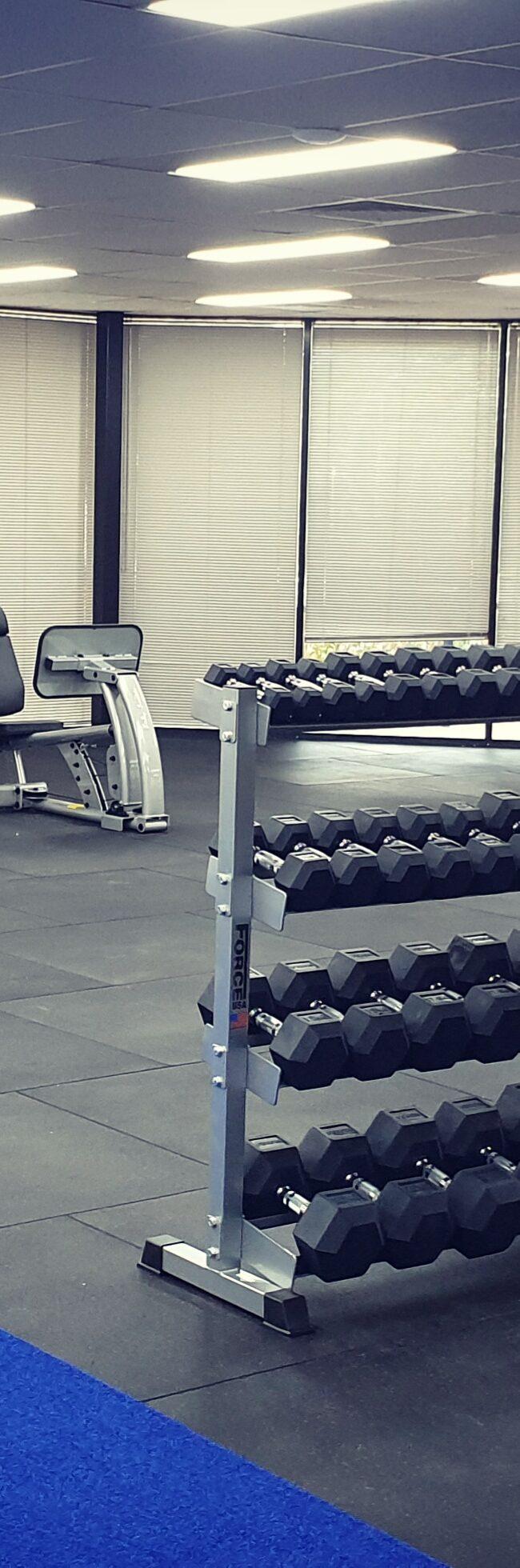 Gym Equipment Installation