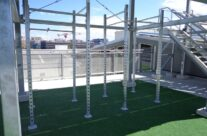 Rig Installation – UFC Gym, Sydney
