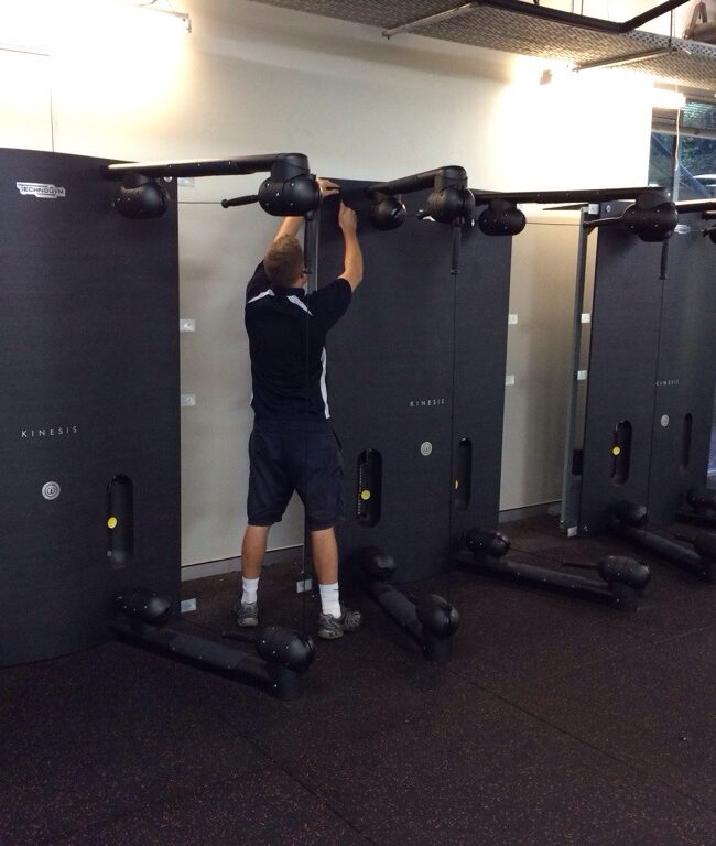 Technogym Kinesis Relocation Sydney Olympic Park