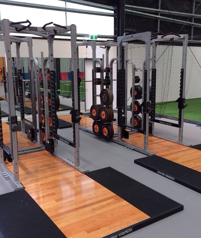 Power Rack Relocation Sydney Olympic Park