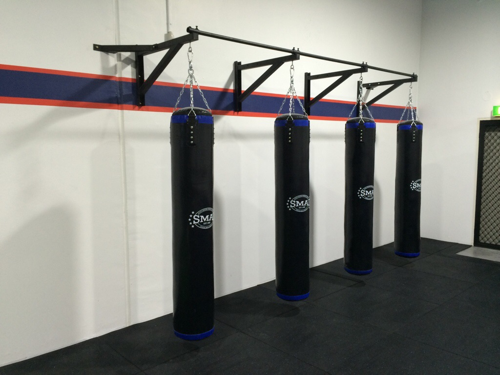 Boxing Bag Hanging Installation Rouse Hill NSW