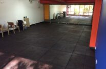 Rubber Gym Flooring – Sydney NSW