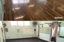 Gym Flooring Tiles Installation – Sydney NSW
