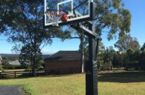 Goalrilla Basketball Hoop Installation – Sydney NSW