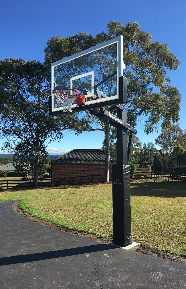 Goalrilla Basketball Hoop Installation – Sydney NSW