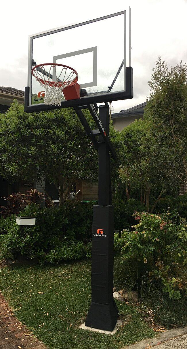 Goalrilla Basketball System Installation – Sydney NSW