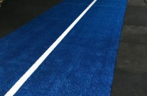 Gym Sled Track Installation – Sydney NSW